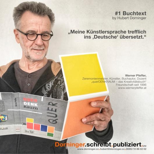 Dorninger schreibt im querdenkraum von Werner Pfeffer