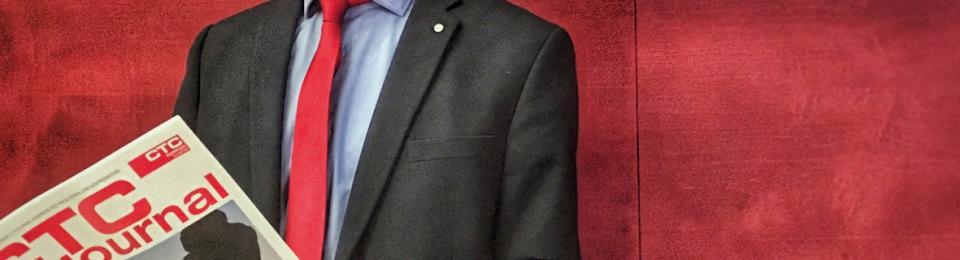 Christian Maurer; Leiter CTC, Biuld: Dorninger